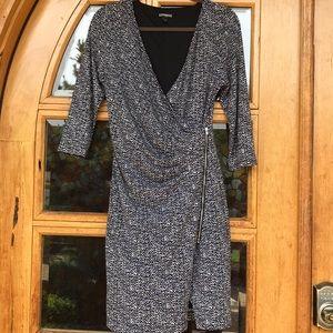 Express Printed Dress.